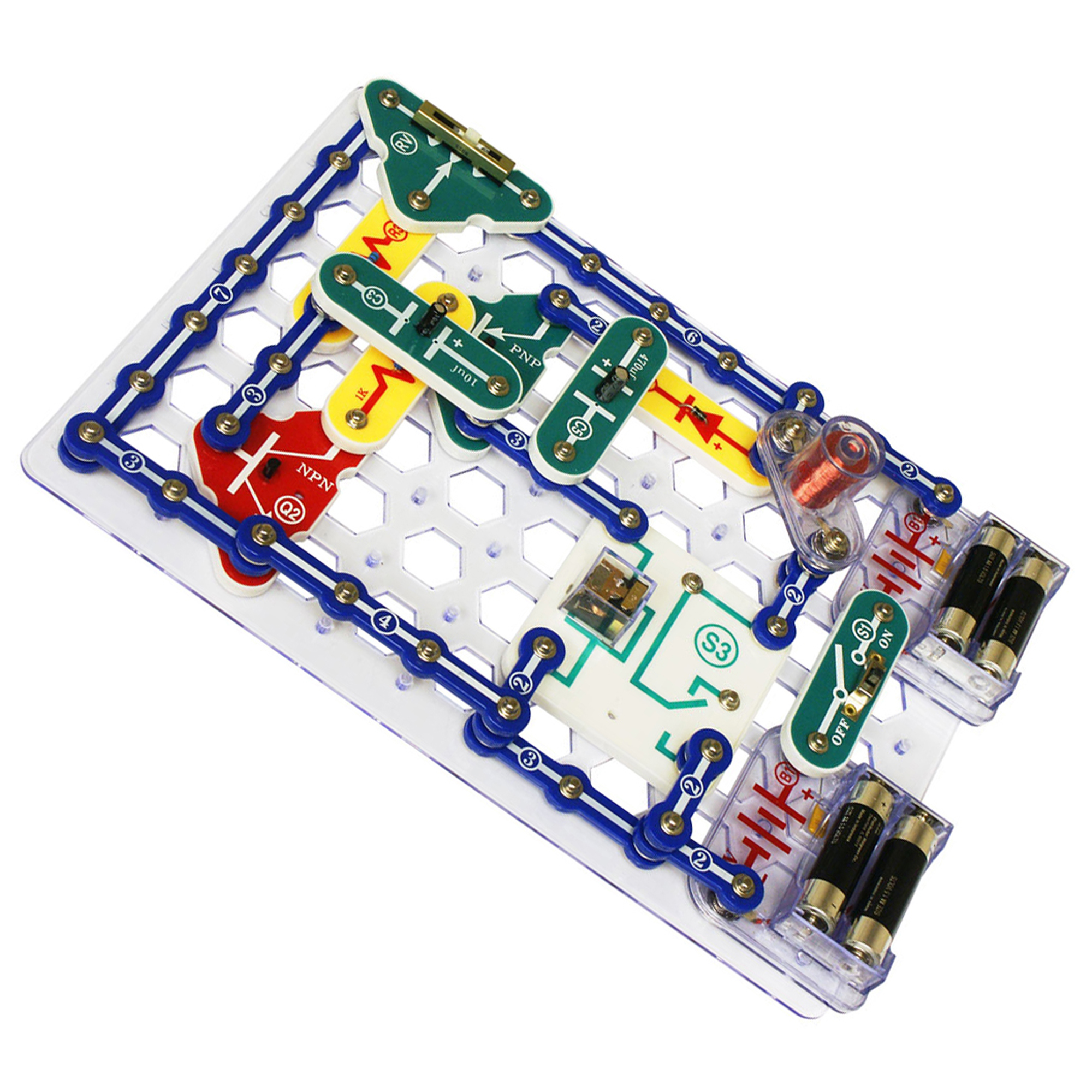 Snap Circuits 300in1 With Interface Elenco Stemfinity