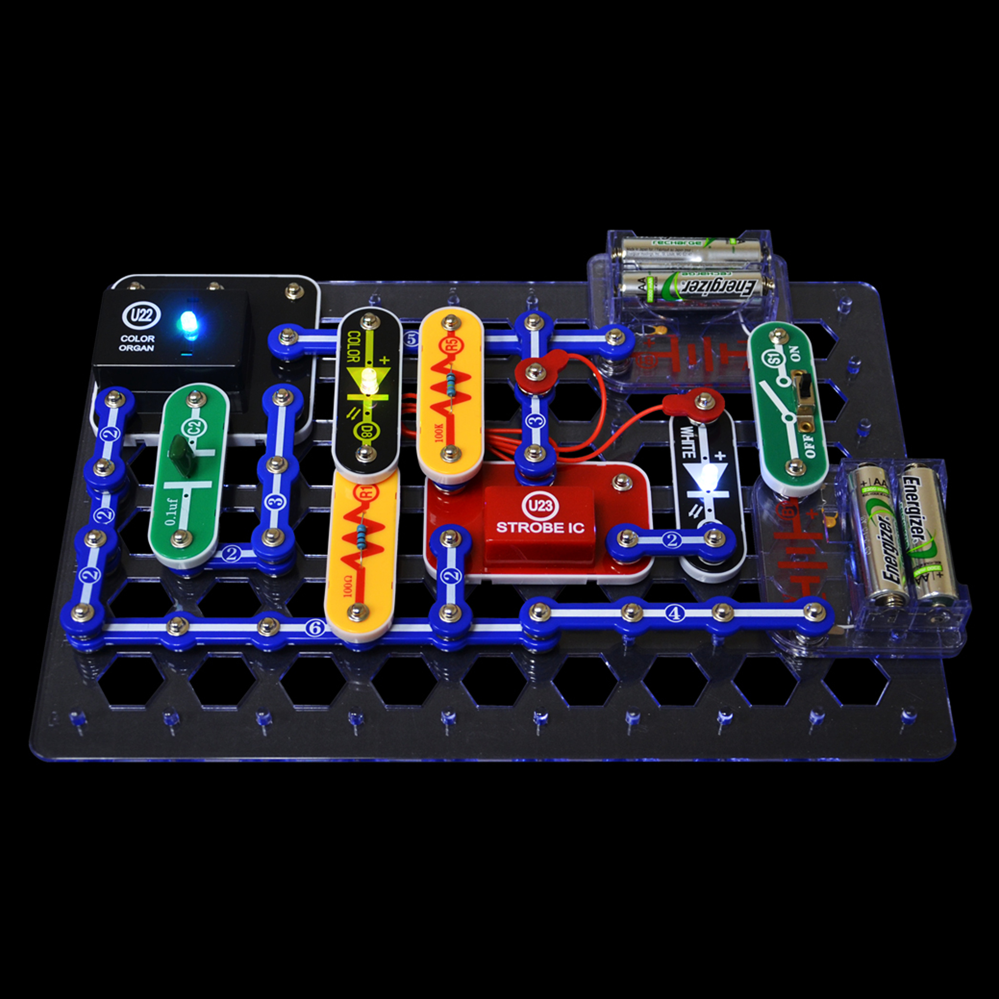 Snap Circuits Light Elenco If You Like The Set Then May We Also Previous Next