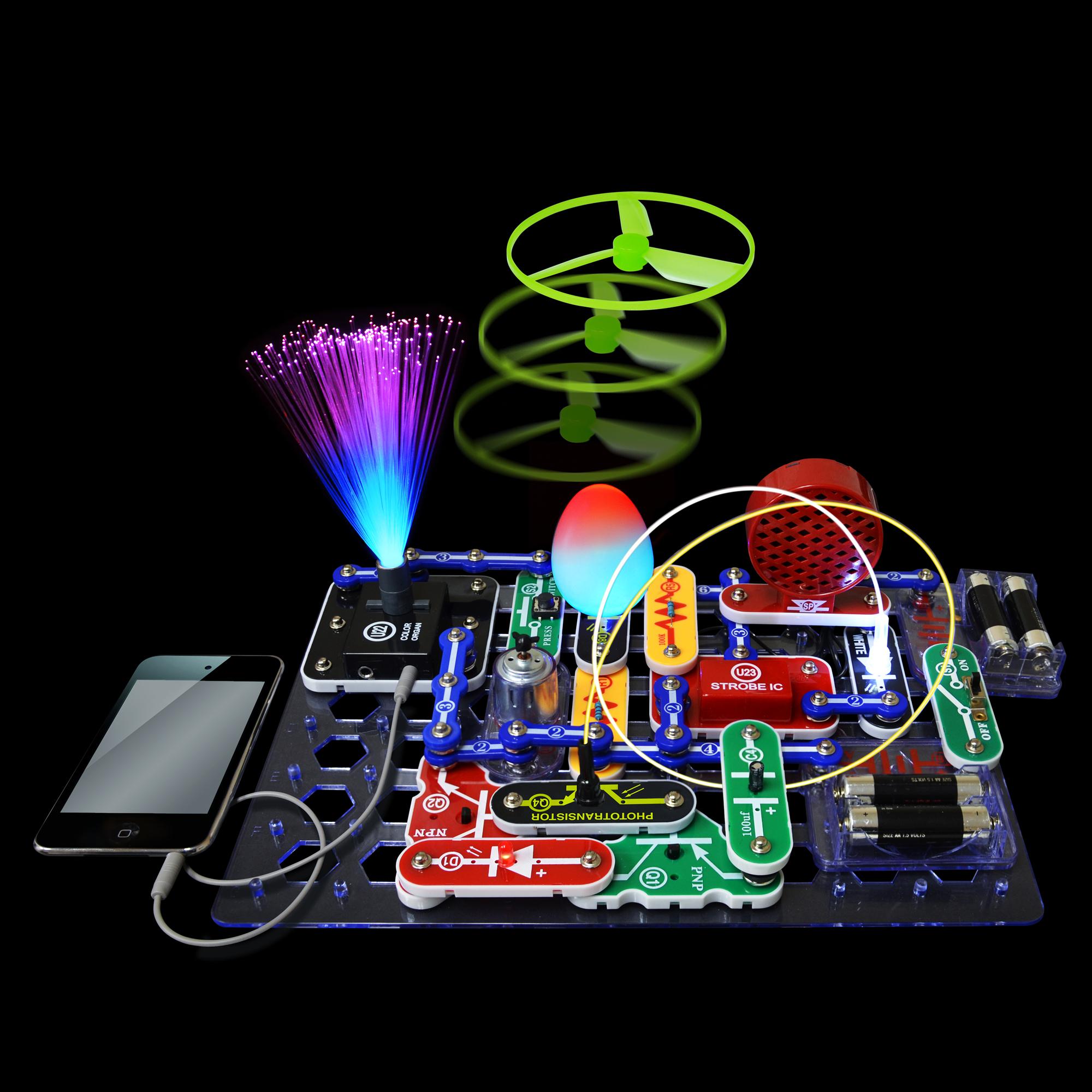 Snap Circuits Light Elenco Color Organ Previous Next