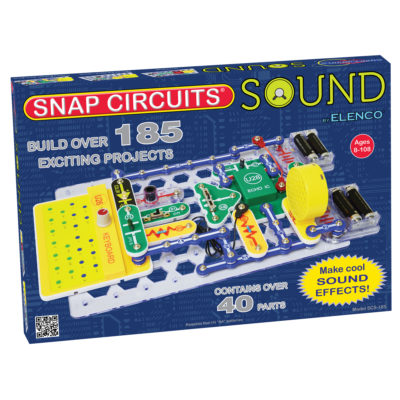 snap circuits sound elenco electronics