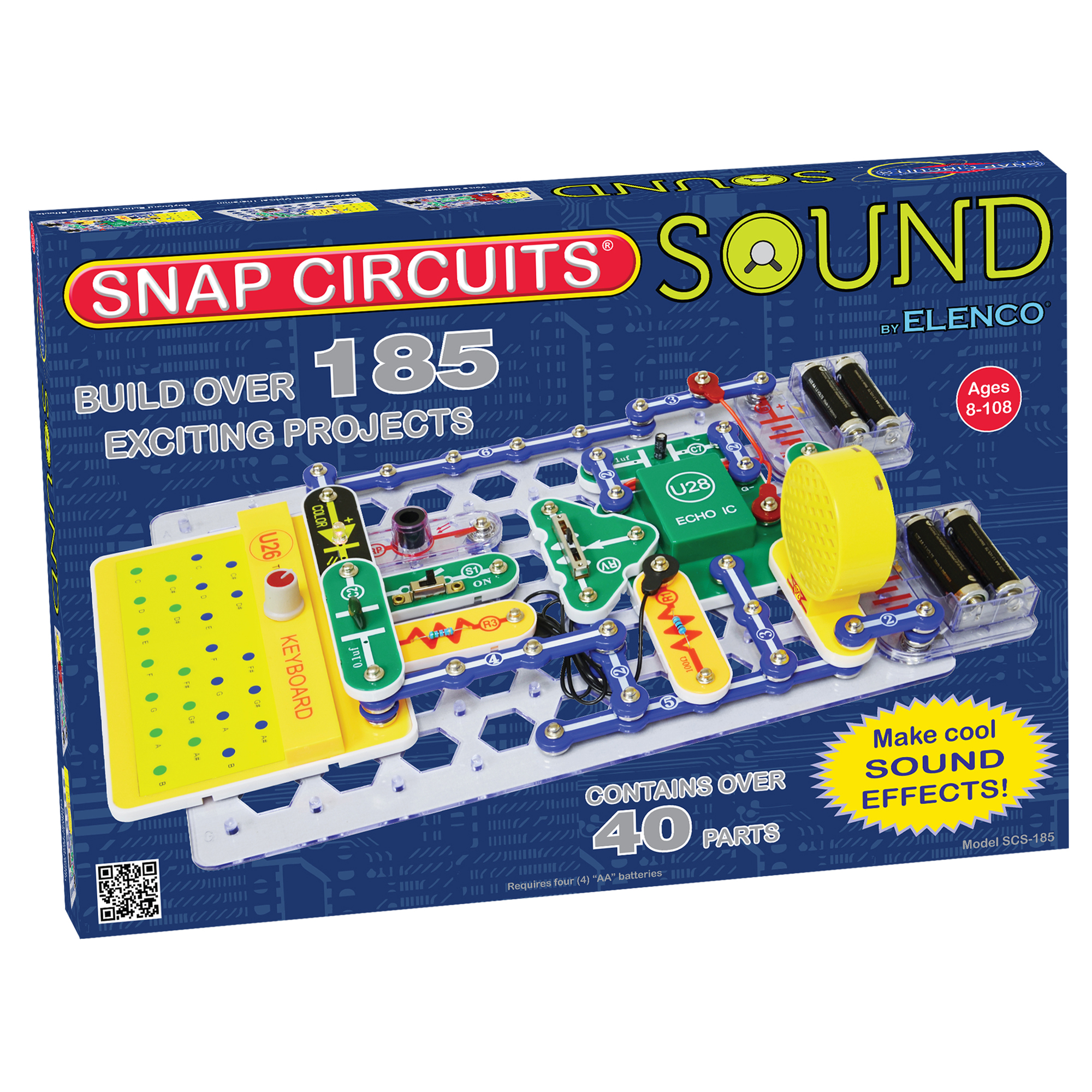 Snap Circuits Sound Elenco What Are