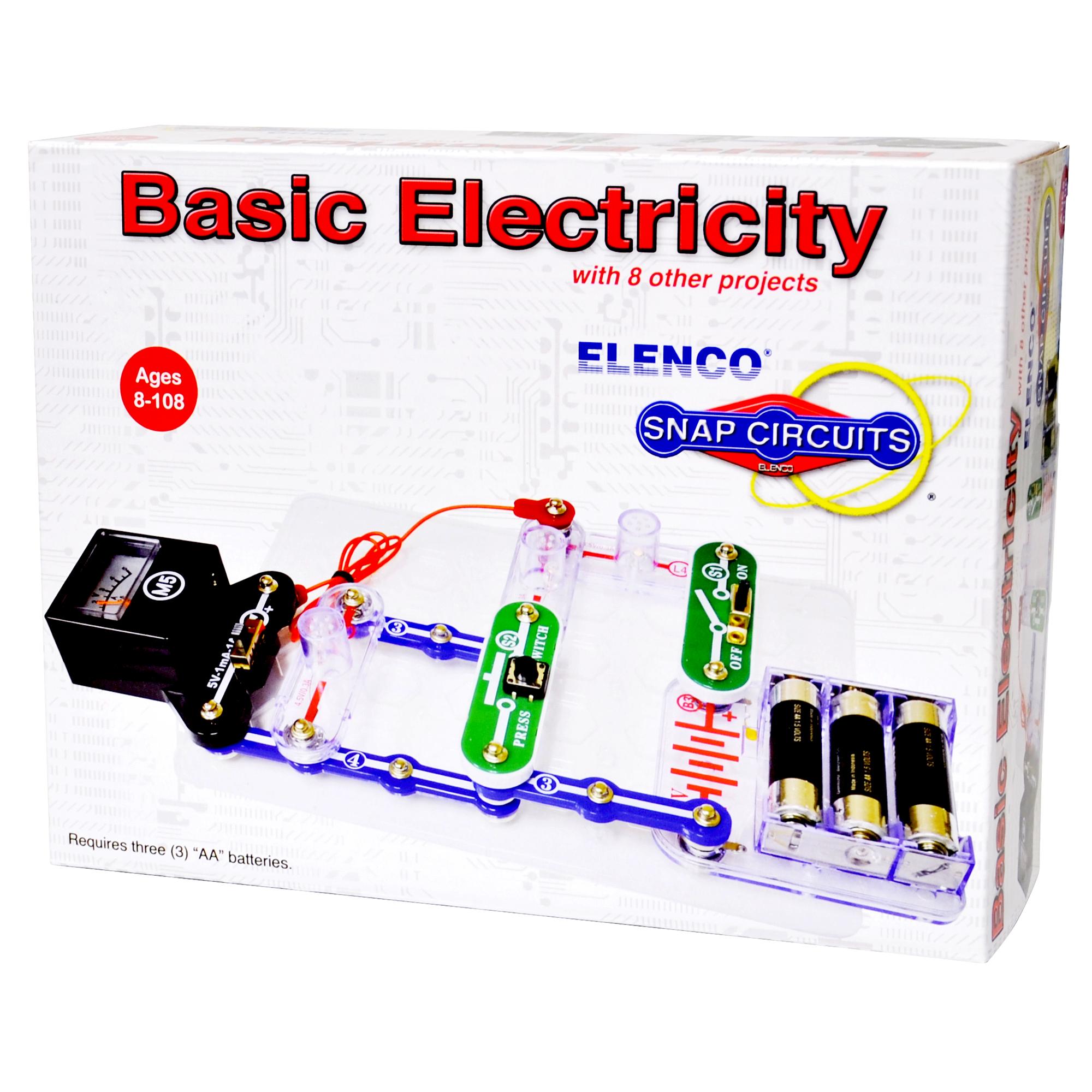 Snap Circuits® Basic Electricity - Elenco