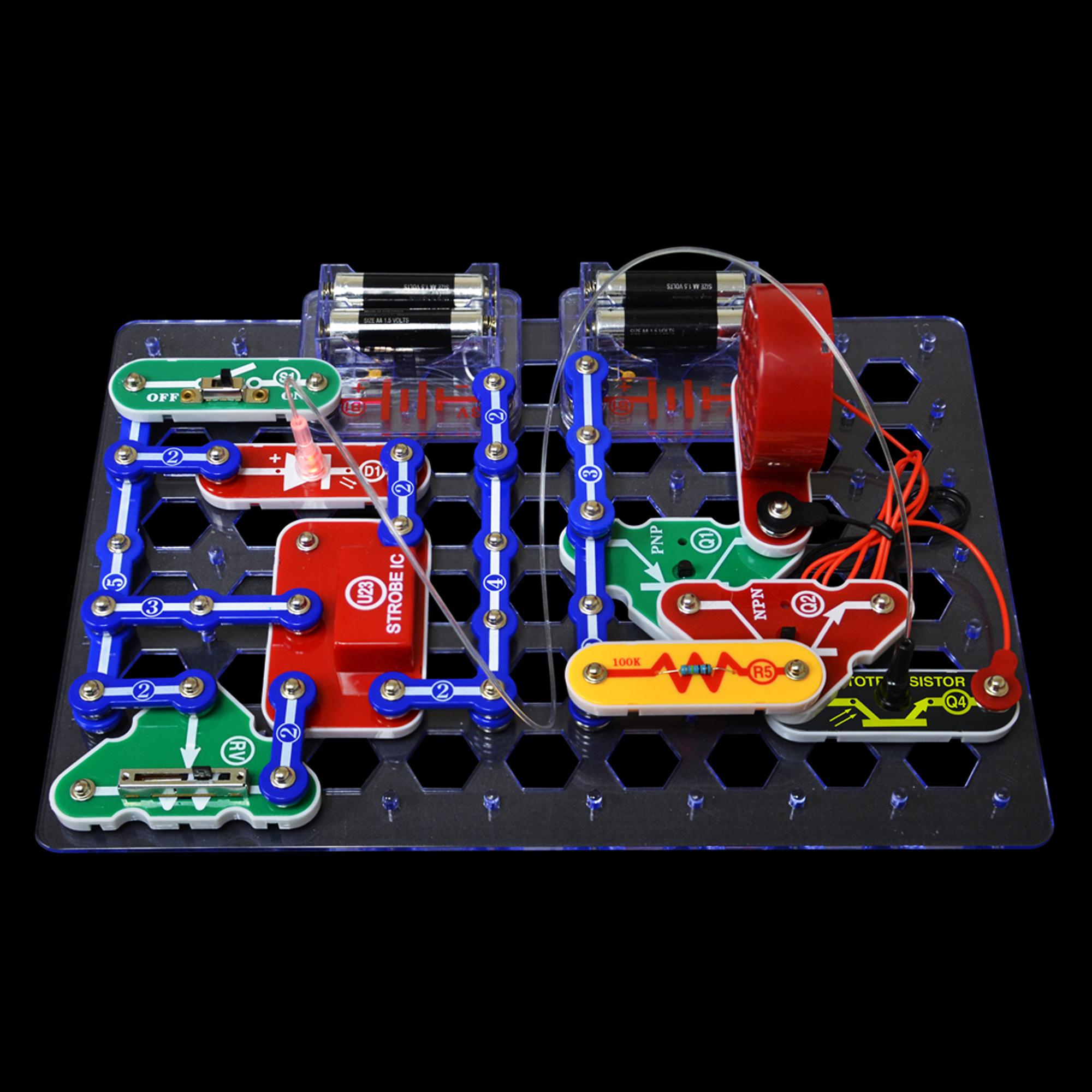 Snap Circuits Sound & Light Combo - Elenco Electronics