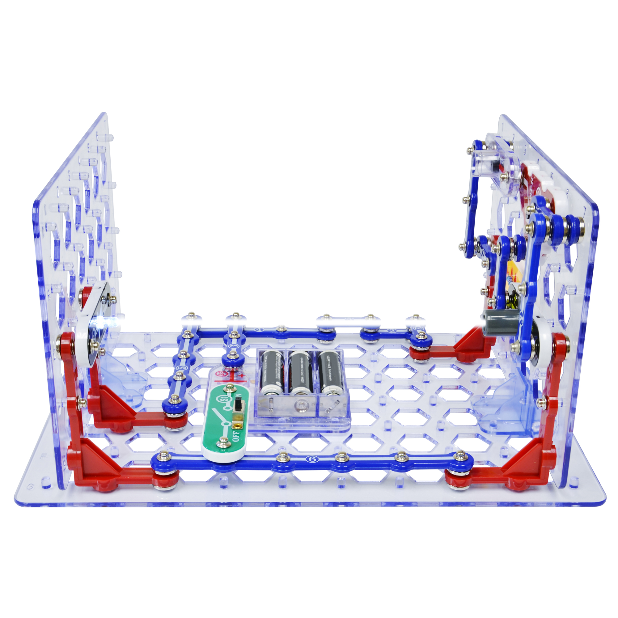 Snap Circuits 3d Illumination Elenco Circuit Board Components Best Toddler Toys Previous Next