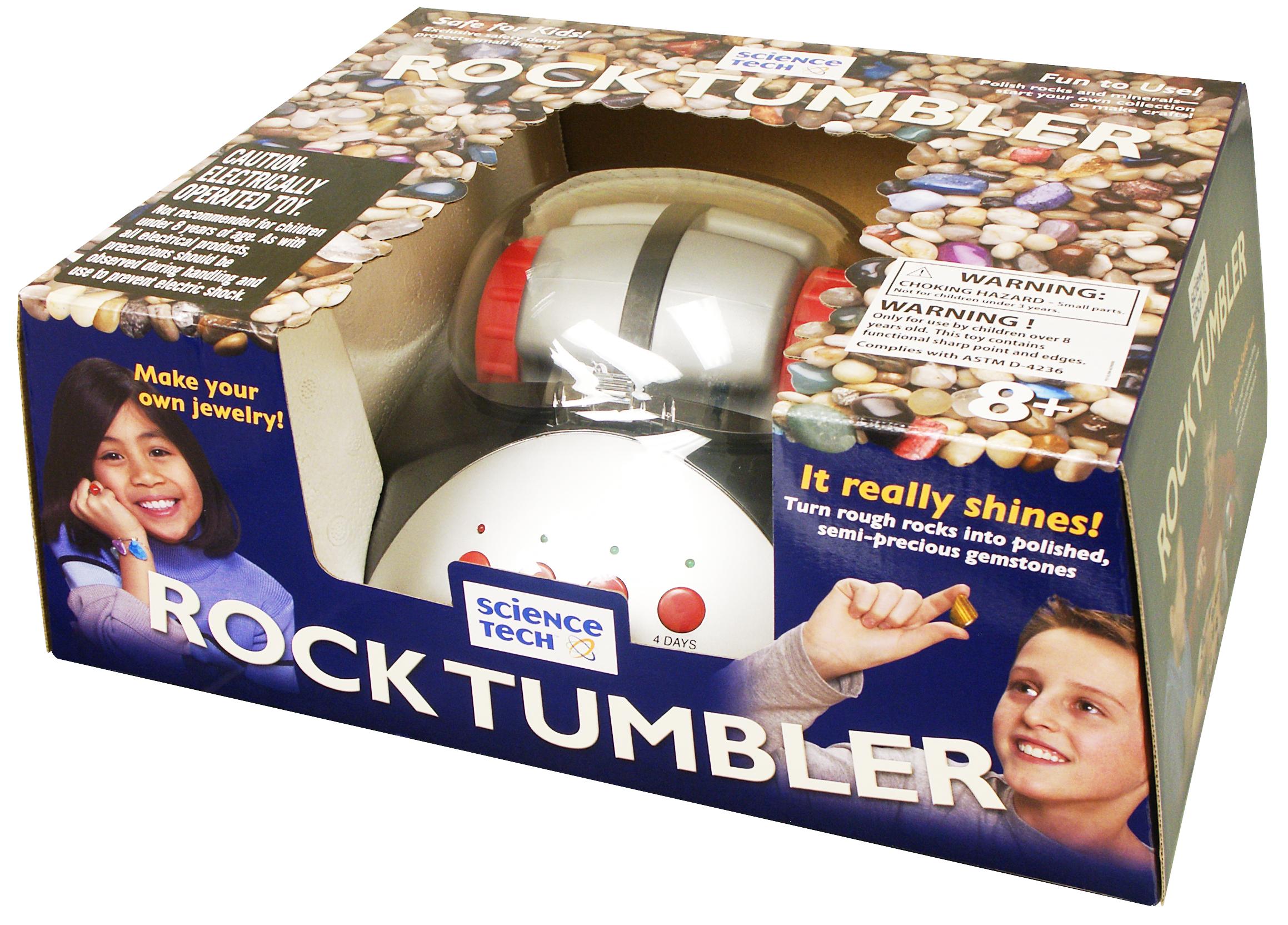 Rock Tumbler Elenco
