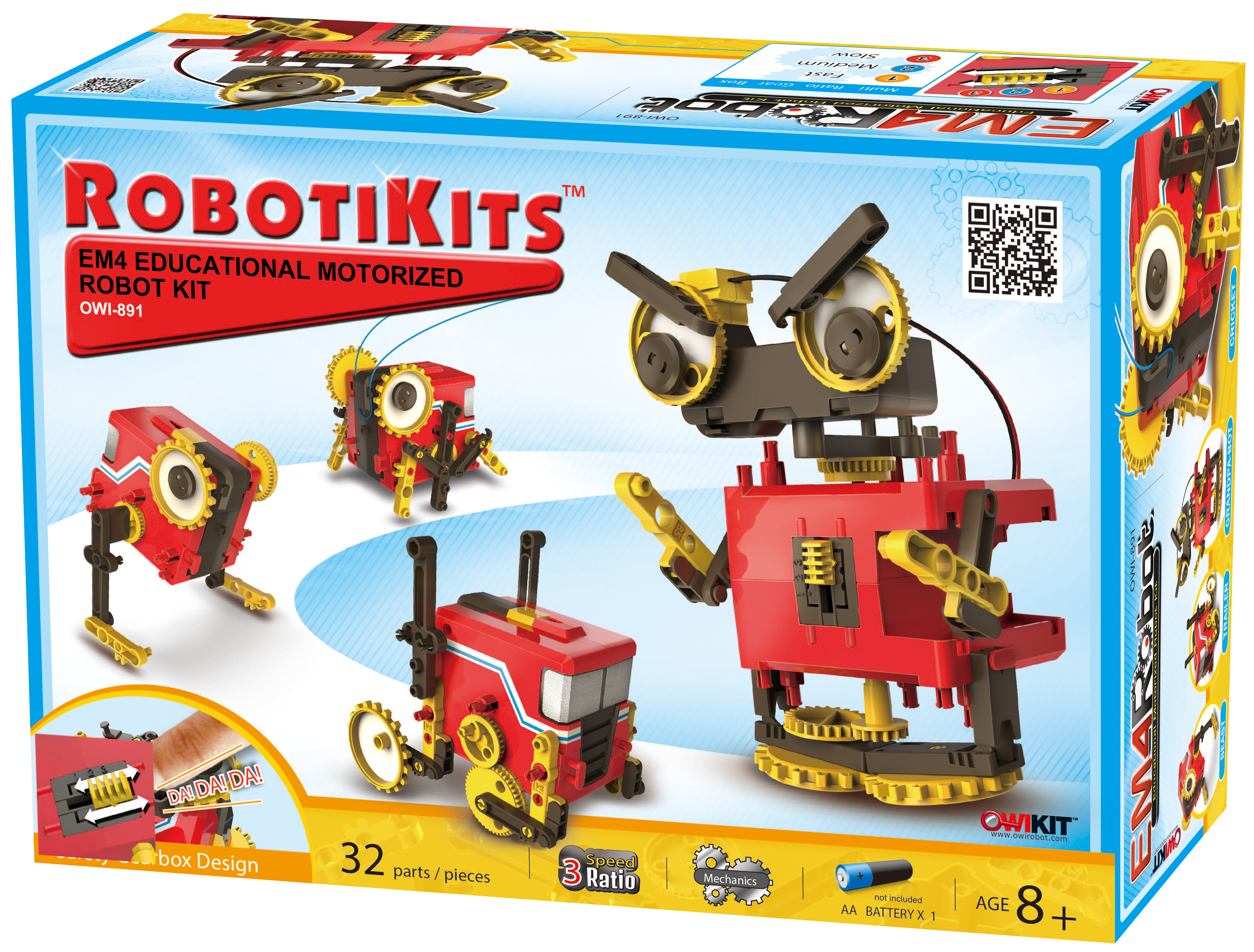 Educational Toys & Kits Archives Elenco