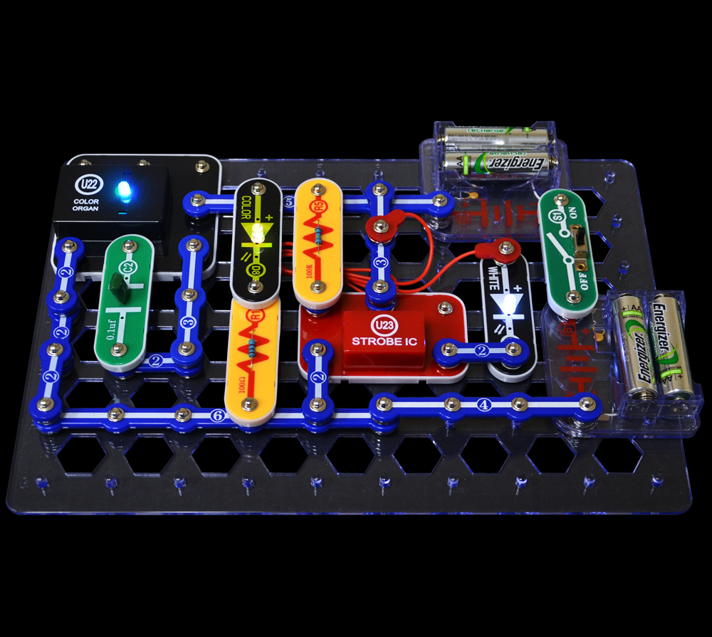 Snap Circuits Toy By Elenco