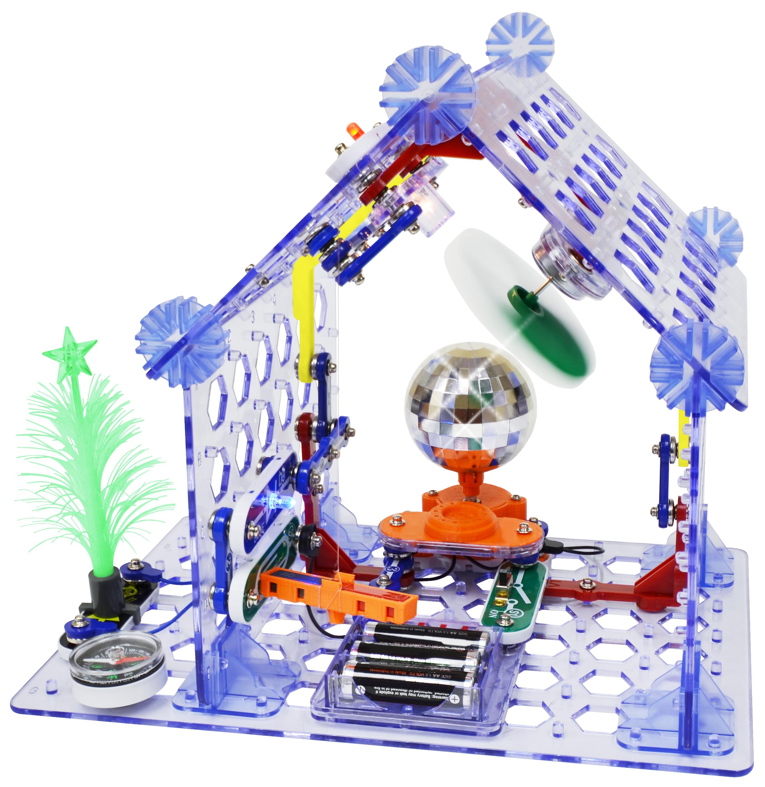 Snap Circuits Stem Toys Elenco Electronics Kits