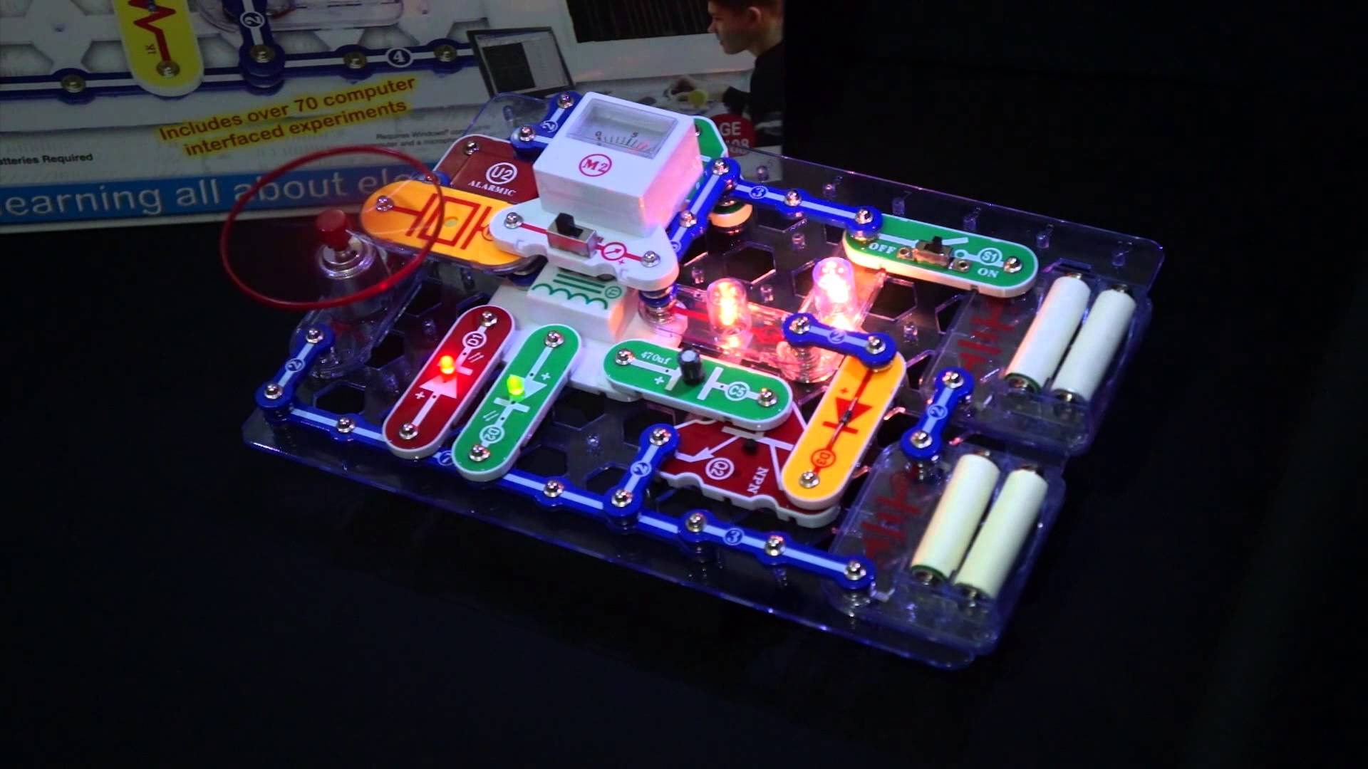 Snap Circuits Product Line