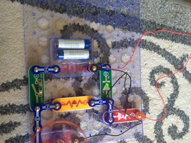 circuit with fan build