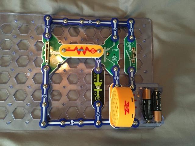 Snap Circuits Build