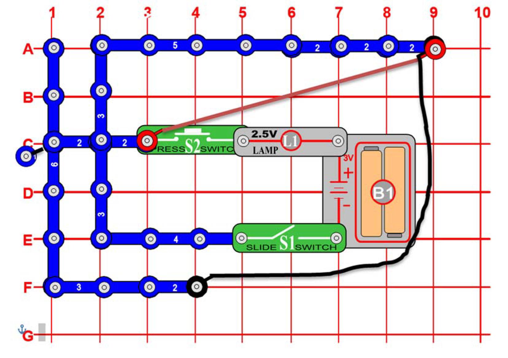 Virtual Circuit Builder