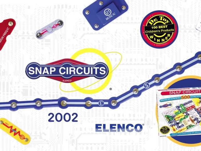 Elenco Electronics- Our History