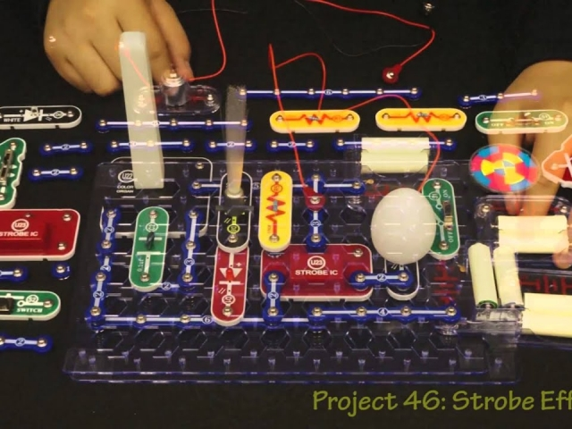 Snap Circuits® Light - Model: SCL-175