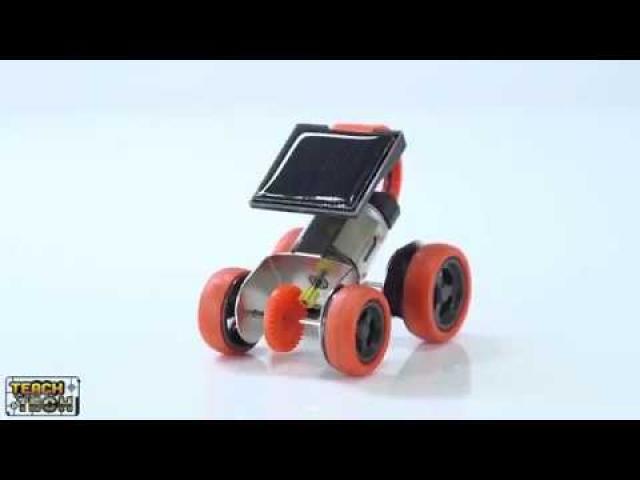 Solar Mini-Racer