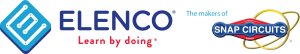 Elenco the makers of Snap Circuits logo