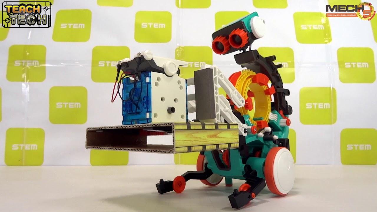 Mech-5 Forklift bot