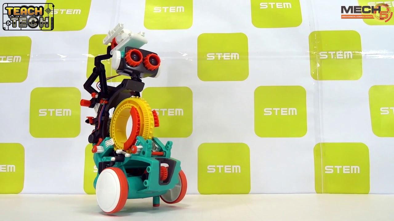 Mech-5 Throwing bot