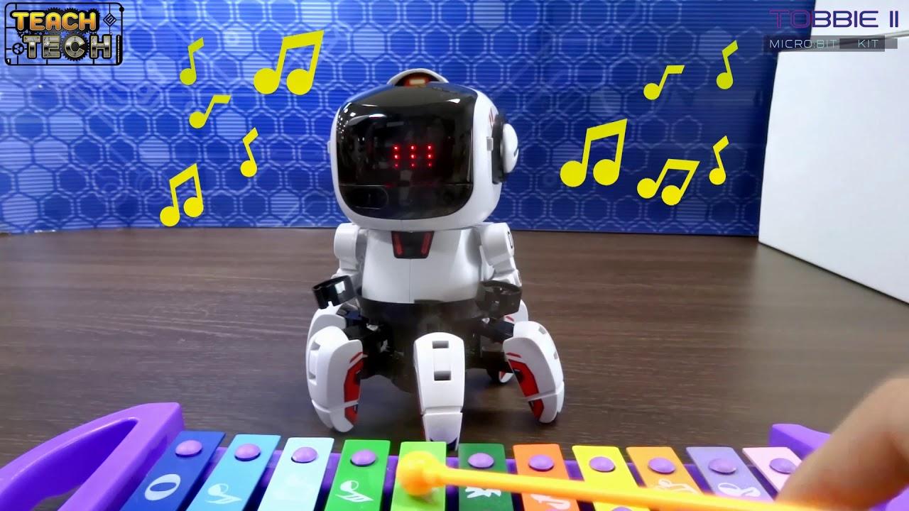 Tobbie II 03 Singing and Dancing