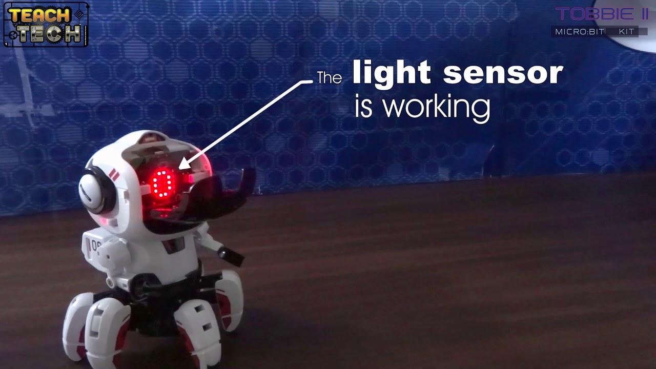Tobbie II 04 Light Tracker