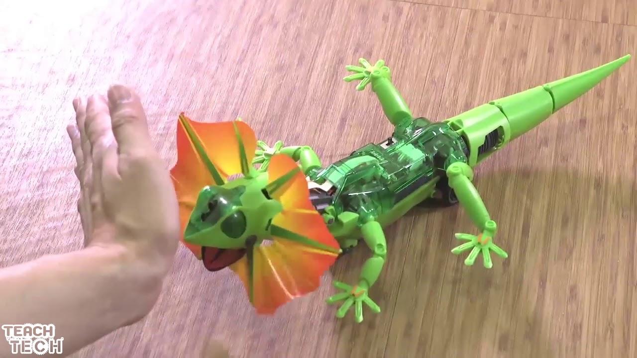 King Lizard Robot Kit